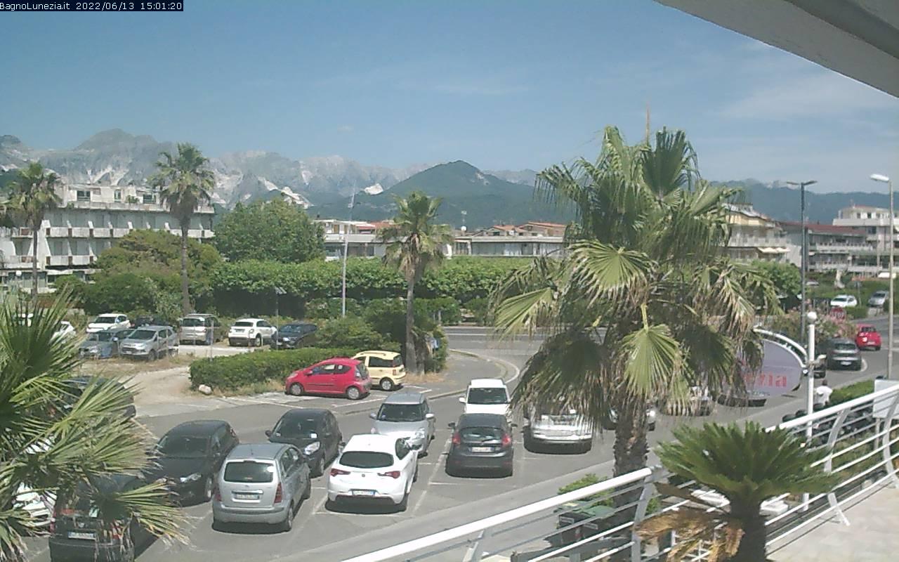 Live webcam als hintergrund